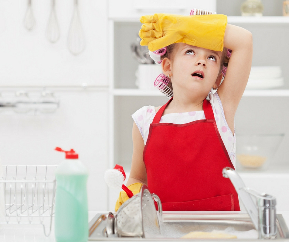 Looking for easy chores for kids to do? Check out our tips on easy chores for kids and get a free printable chore chart with reward bucks. Household chores are a great way to teach children responsibility and important life skills.