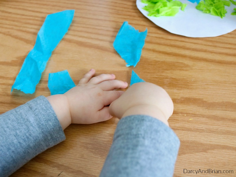 This Earth Day Craft Is Fun For Toddlers And Preschoolers