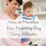 Looking for ways to earn money with your blog? One of the best ways to do this is to incorporate affiliate links into your posts. Don't worry: you don't have to be spammy to make money with affiliates! Let's talk about some of my favorite affiliates to use that are perfect for bloggers writing about parenting, kids activities, motherhood, etc. These monetization tips also work for other types of lifestyle blogs as well.