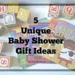Looking for a special present? We have 5 unique baby shower gift ideas that are sure to be a hit!