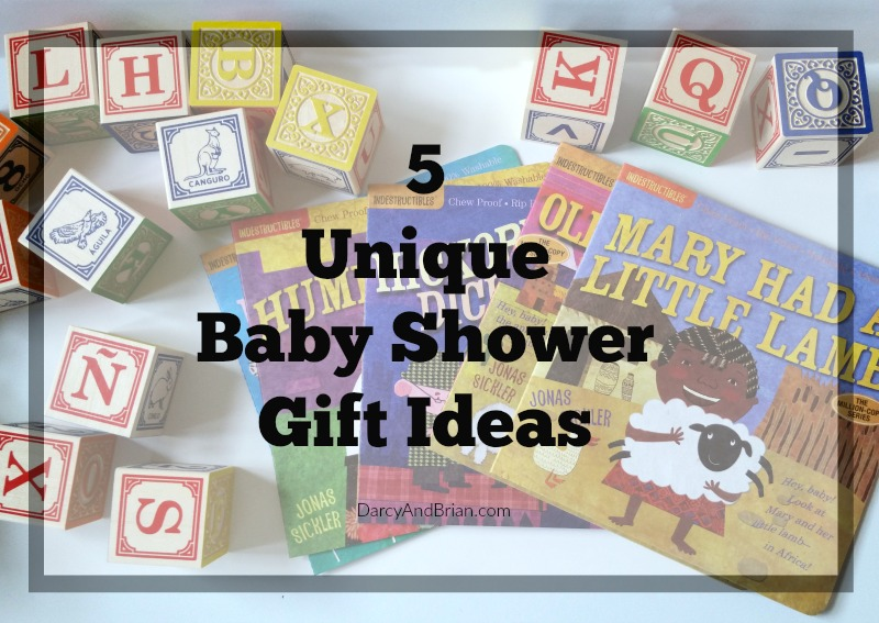 we have 5 unique baby shower gift ideas that are sure to be a hit