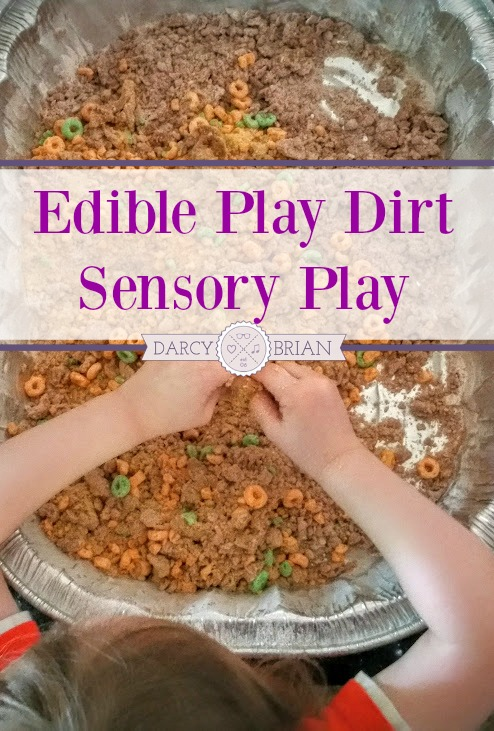Do your kids need play prompts or invitations to play to keep them busy? Bust boredom with edible play dirt and a resource of fun learning activities.