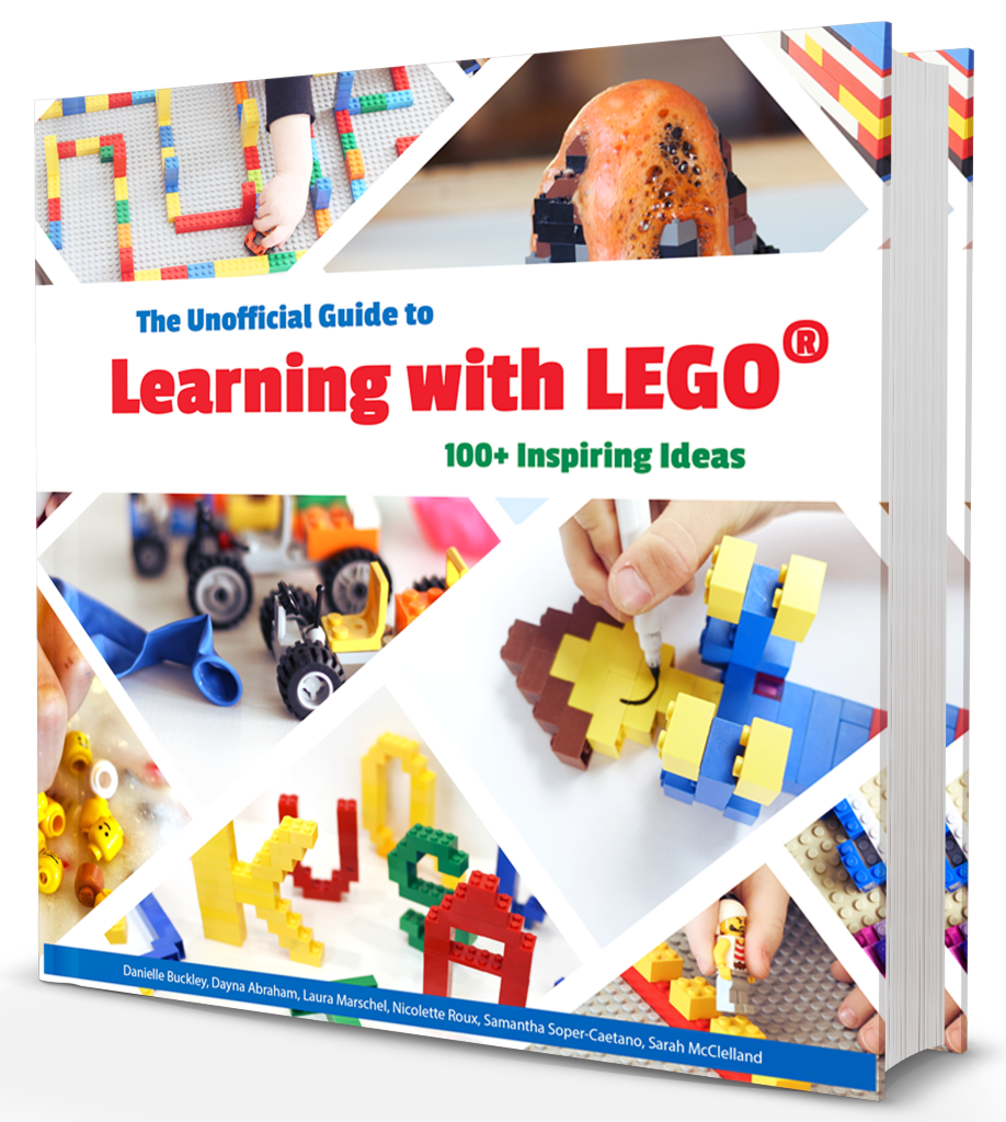 The Unofficial Guide to Learning With Lego: 100+ Inspiring Ideas Book