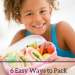 Don't let packing school lunches for your kids stress you out! Get tips on how to pack easy lunches for kids that they'll love to eat!