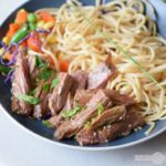 Make this simple flavorful Chinese Beef recipe for dinner.