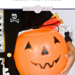 Keep Halloween safe and fun for kids with food allergies by offering allergy-friendly treats. Kids love dressing up in costumes to go trick or treating, but having a food allergy can make Halloween candy extra scary. Whether or not you have a Teal Pumpkin on your doorstep, you can offer safer alternate options such as non-food treats to hand out.