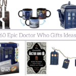 Have a Doctor Who fan on your shopping list? Check out this epic Doctor Who gift guide that will help you pick a present for your Whovian. Many of these geeky gifts are fun and functional. You'll find coffee mugs, throw blankets, apparel, books, board games, toys, and more!