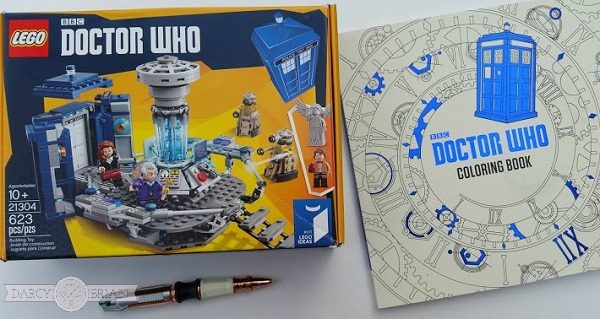 Have a Doctor Who fan on your shopping list? Check out this epic Doctor Who gift guide that will help you pick a present for your Whovian. Many of these geeky gifts are fun and functional such as a sonic screwdriver pen. You'll also find coffee mugs, throw blankets, apparel, books, board games, toys, and more featuring the Doctors, TARDIS, Weeping Angels, and Daleks!