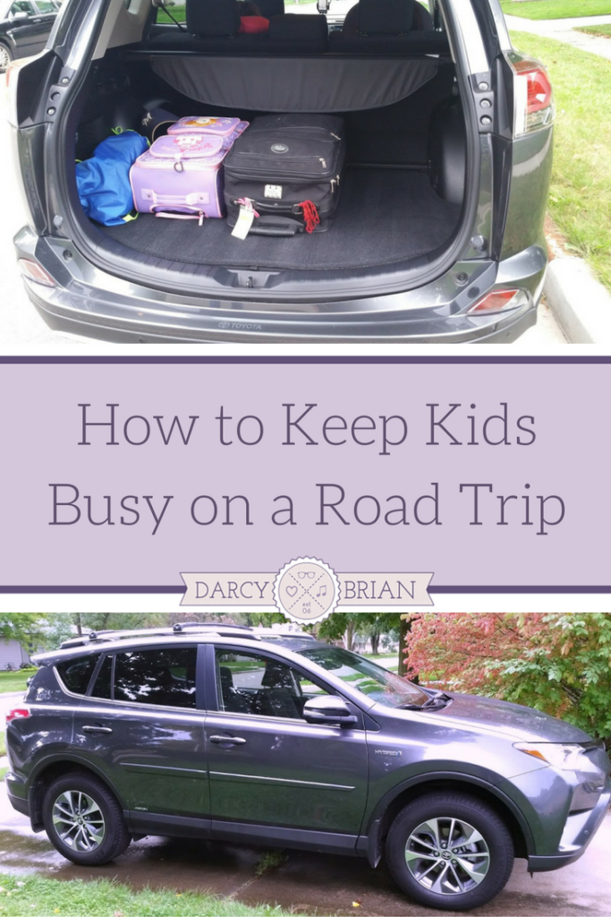Looking for ways to keep kids busy on a road trip? These tips will help make traveling for your family vacation more enjoyable.