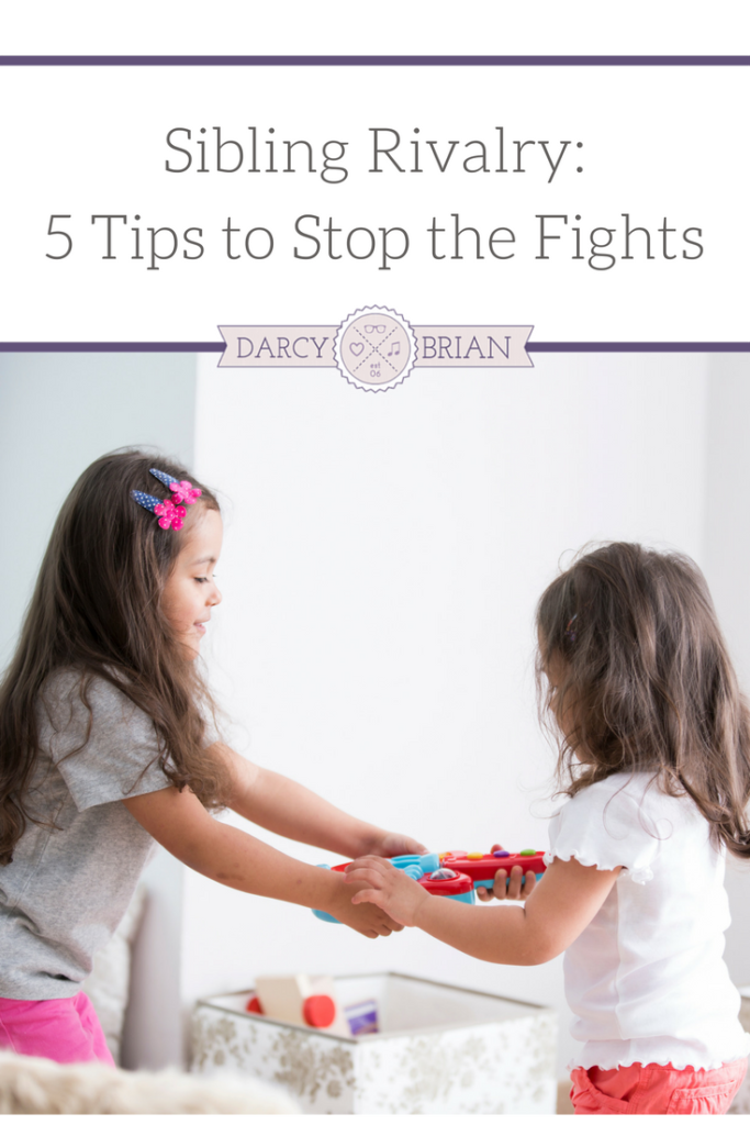 Do you get frustrated by your kids fighting with each other? Parenting siblings has unique challenges and dealing with sibling rivalry is one of them. Check out these tips to help reduce sibling fighting.