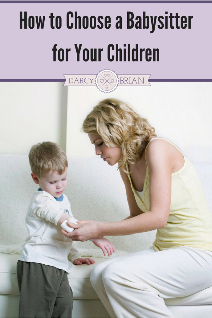Need to find a babysitter for your kids? It can be nerve wracking, especially as a first time mom. Whether you are looking for a mother's helper or someone to babysit while you run errands (or have a date night!), check out our tips for How To Choose A Babysitter For Your Children. Keep your kids safe and cared for even when you aren't there with them.