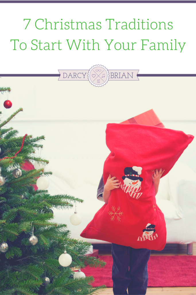 Want to add some new family Christmas Traditions this year? Continuing old holiday traditions while mixing in new ones with your kids can be a lot of fun. From Elf on the Shelf to Ugly Sweater Parties, we hope our list of Favorite Christmas Traditions To Start With Your Family inspires you. Enjoy the holiday spirit!