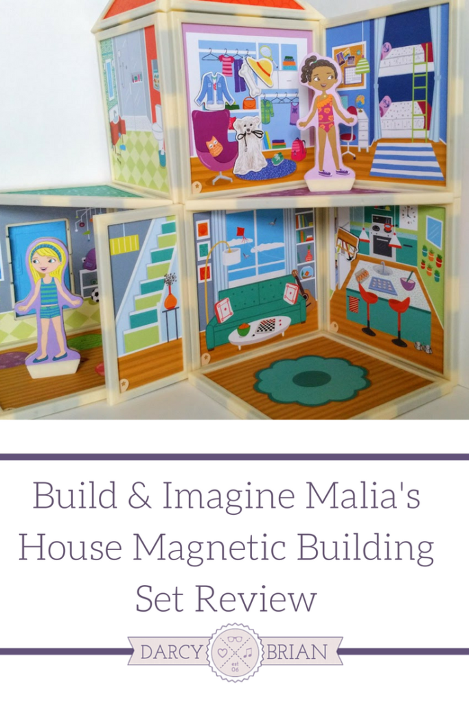 Looking for a fun STEM gift idea for kids? Check out why this mom and daughter recommend Build & Imagine magnetic building sets. Excellent Christmas or birthday gift for boys or girls. These sets are perfect for learning through play!