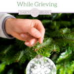 Grieving the loss of loved ones while trying to celebrate the holidays can be difficult. Read how one mom uses her family's Christmas traditions through this process.