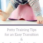 Does the thought of potty training your toddler stress you out? I used to dread it, but after potty training two kids, I've learned a few tips that help make it easier for kids and parents. Click for the tips and this Free Printable Potty Training Chart! It is a great way to track your kids progress and keep them excited about using the potty instead of their diaper.