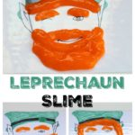 Looking for an easy St. Patrick's Day activity for young kids? Try making this fun Leprechaun Slime recipe! It's great sensory play for preschoolers and kindergartners.