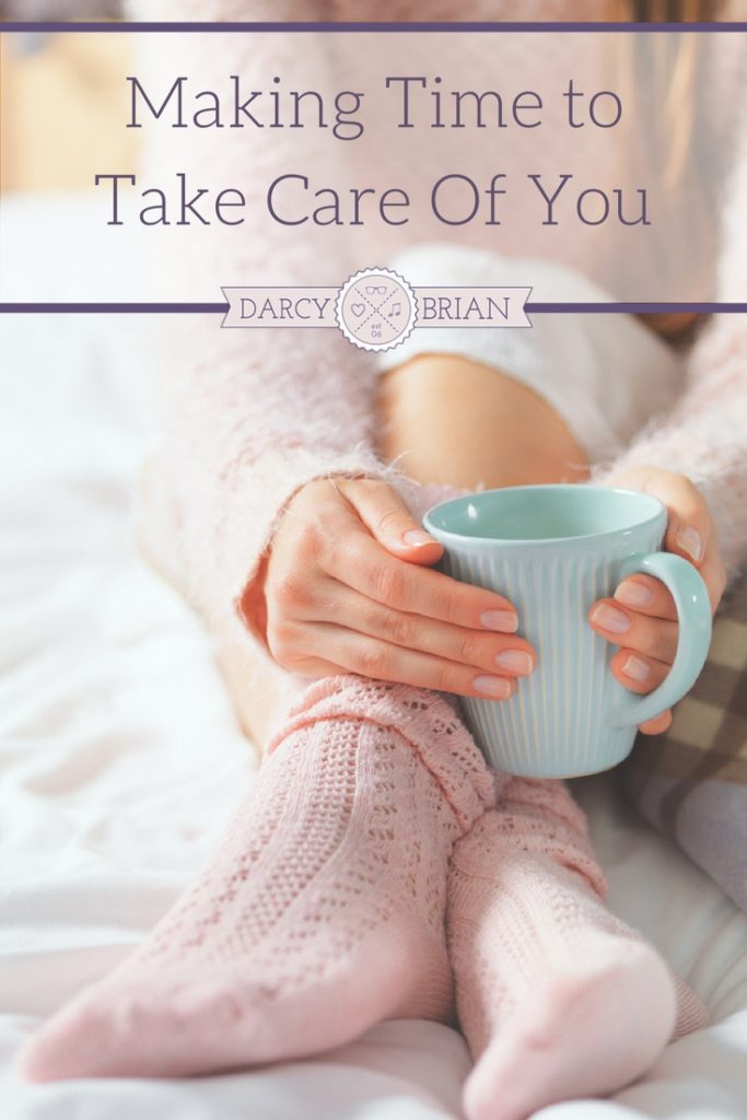 Making Time To Take Care Of You is a vital part of being a good mom. See our tips for learning how to take care of yourself without the guilt! Self care is a must, especially for parents.