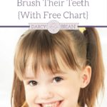 Don't miss our tips for How To Brush Your Teeth For Children! These tips are perfect and come with a great Free Printable Tooth Brushing Chart!