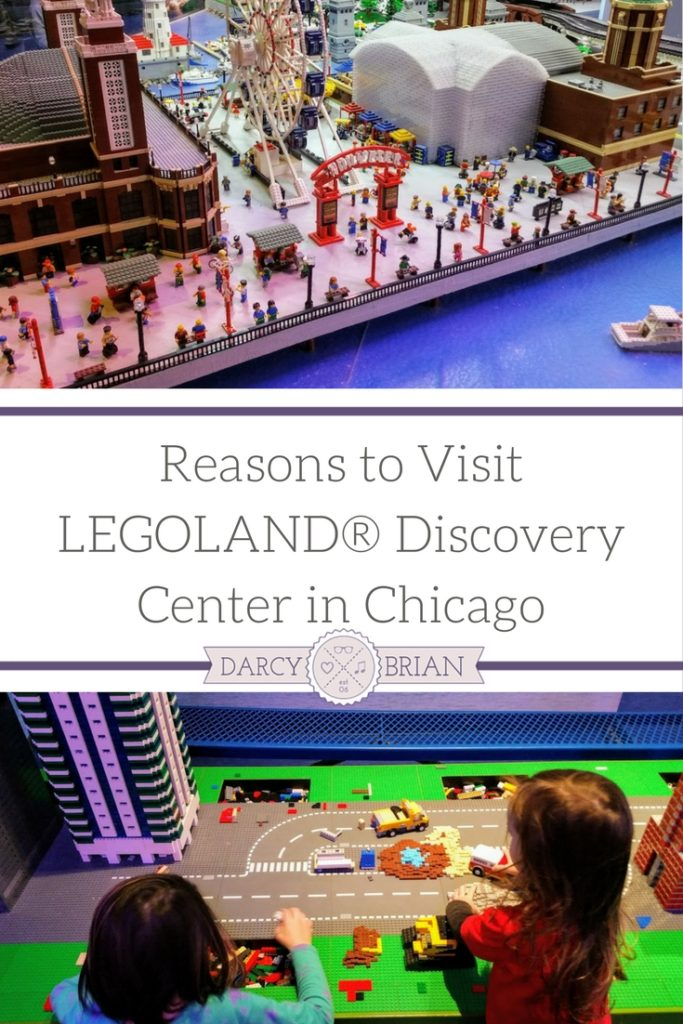 Planning a family trip and wondering if you should take the kids to LEGOLAND Discovery Center in Chicago? Check out these reasons to visit LEGOLAND this year with your family!