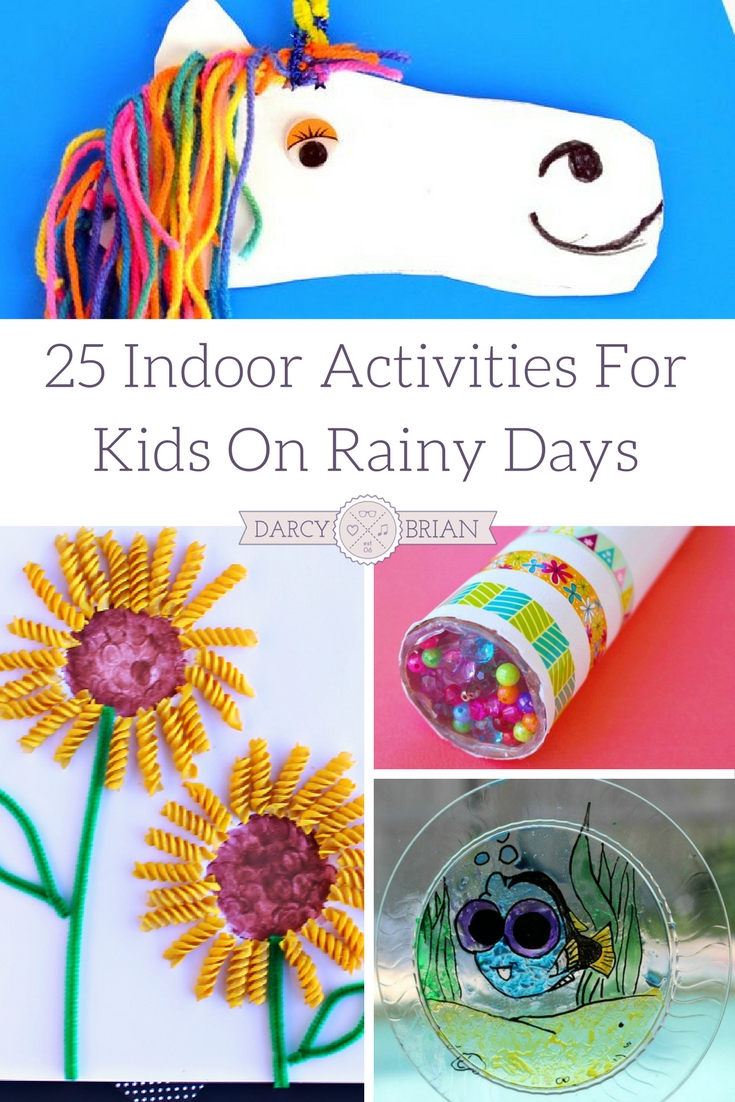 How To Keep Kids Entertained On Rainy Days