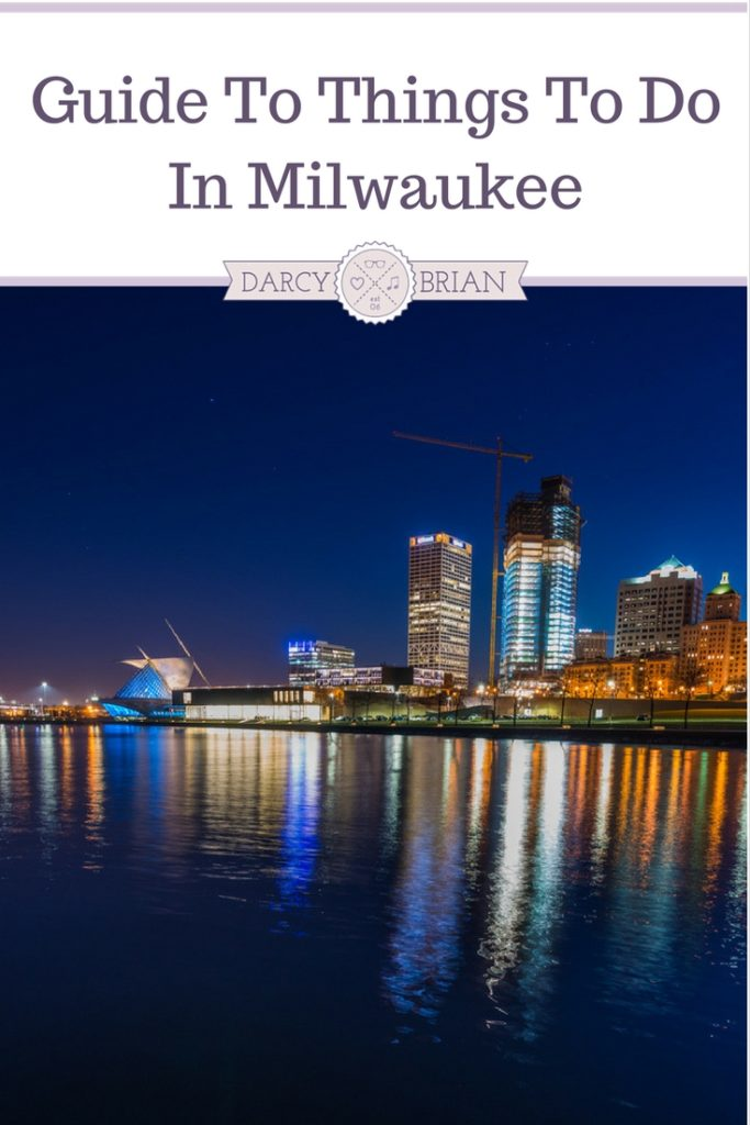 Don't miss our Ultimate Guide To Things To Do In Milwaukee! Whether you live nearby or are planning a trip to Wisconsin, this is a great place to begin. Find ideas when planning your next weekend getaway or day out with the kids!