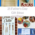 Looking for fun Father's Day gift ideas the kids can help make? This list of 25+ Father's Day gifts are just what you need to make sure Daddy feels loved for all that he does for his family! From cute printables to a homemade grill rack, there are lots of ideas Dad is sure to love.