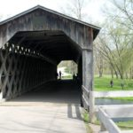 Covered Bridge Park in Ozaukee County