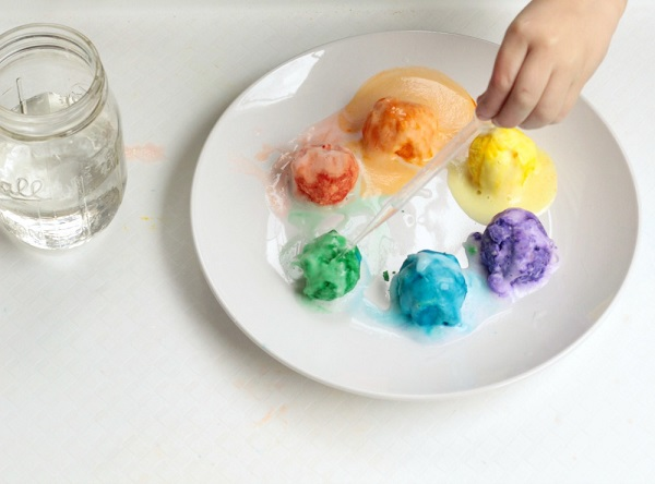 Easy science activity tutorial for kids.