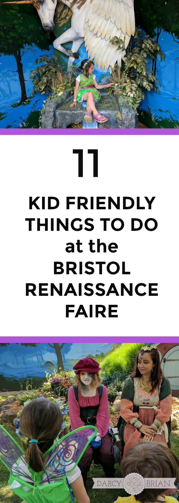 Wondering if the Bristol Renaissance Faire is family friendly? Check out these Kid-Friendly Things To Do at the Bristol Renaissance Faire in Kenosha, Wisconsin. Great family travel destination during the summer!