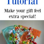 [AD] Brighten up summer birthday gifts and birthday parties for kids with these fun ideas! Check out this tutorial for easy ways to make gift bags feel special. Also find a tutorial for a simple centerpiece that also doubles as a party favor for birthday party guests! #BirthdaysMadeBrighter