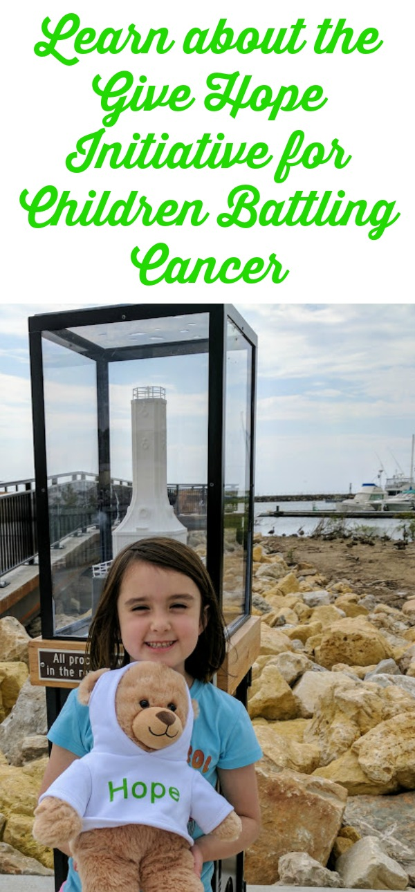 AD: Give HOPE to Children Battling Cancer with Extended Stay America - Learn about the childhood cancer Give Hope initiative with Extended Stay America and the American Cancer Society.