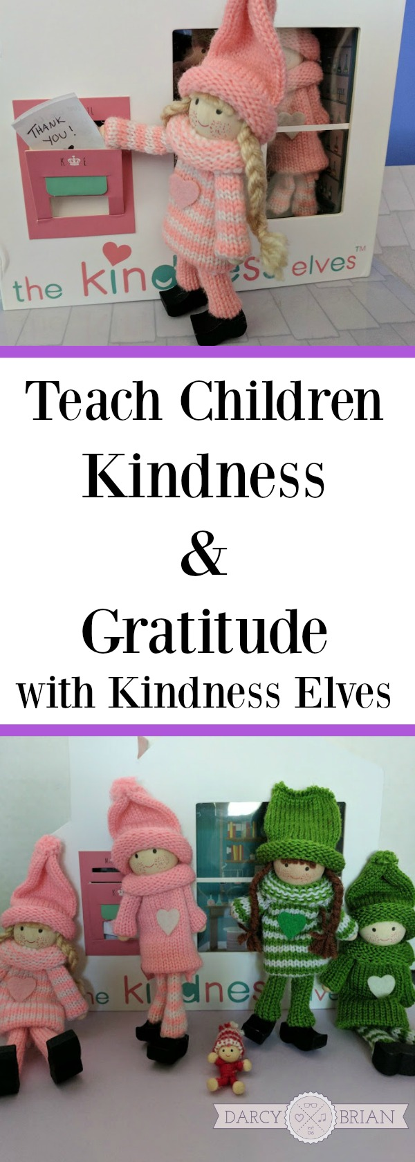 Looking for ways to teach children kindness and gratitude? Here are some ideas on how to use Kindness Elves to create positive habits within your family.