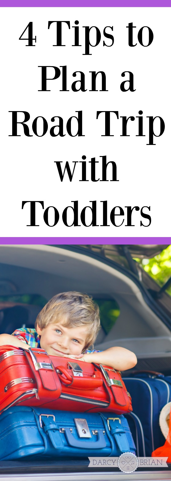 Great tips!! Need help to plan a road trip with toddlers? Road trips are a great option for family travel, but you might be wondering how to keep little kids busy in the car. Check out these tips to help save your sanity and enjoy your vacation.