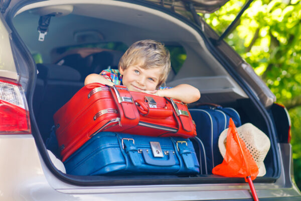 Enjoy summer travel when you plan for road trips with your toddler.