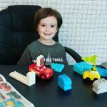 Cars 3 toys building kit gift ideas