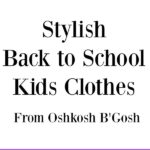 Love these back to school styles for kids! Looking for stylish back to school kids clothes? Check out this clothing haul plus outfit ideas for young girls and boys. Features cute and affordable kids fashion for first grade girls and preschool boys.