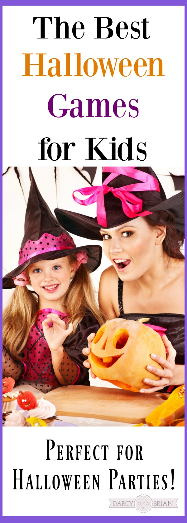 Love these ideas for kids activities! Planning a Halloween party for kids? Check out the BEST Halloween Games for Kids! This list has some easy to create games that are budget-friendly and tons of fun for Halloween parties!
