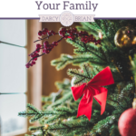 Choosing the Best Christmas Tree for Your Family is easier than you think! Can't decide whether to get a real Christmas Tree or an artificial tree? Go down our checklist to decide what is best for you and your family this year! #Christmas #Christmastree