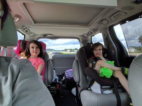 Family Road Trip to Minnesota