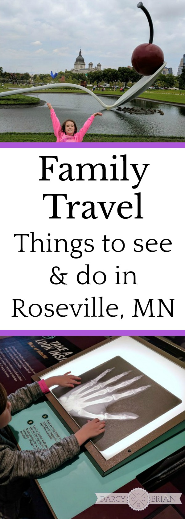 Great ideas for a Twin Cities Itinerary with your family! Planning a trip to Minnesota? Check out these fun things to do, places to eat, and why staying in Roseville is perfect for your family vacation. (ad) #VisitRosevilleMN #OnlyinMN #MySaintPaul #familytravel #roadtrip #midwest #midwesttravel #Minnesota #kidsactivities #familyactivities #itinerary
