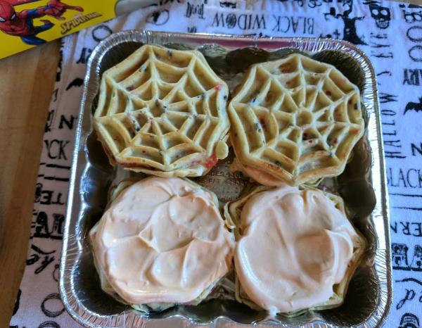 No Bake Icebox Cake Recipe for Halloween