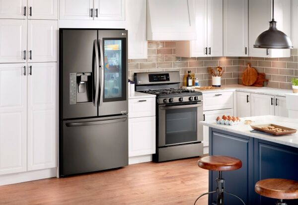 Gorgeous LG appliances