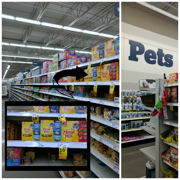 Where to find Meow Mix Simple Servings at Meijer
