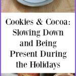 AD: How do you slow down during the holiday season to be present with your kids? Click to read how this mom uses hot cocoa to do just that as part of a family holiday tradition. #StephensGourmet