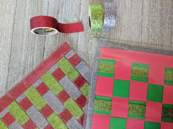 Cute and easy placemat craft
