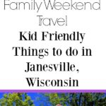 Looking for an affordable family weekend destination? These Kid Friendly Things to Do in Janesville, Wisconsin are great for your family travel itinerary. There are lots of fantastic places to visit in the Midwest with your family. Find places to see, eat, and stay during 48 hours in Janesville.