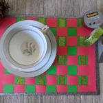 Fun and easy placemat craft for special occasions.