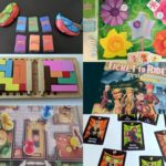 Great gift guide for board games and card games perfect for family game nights.