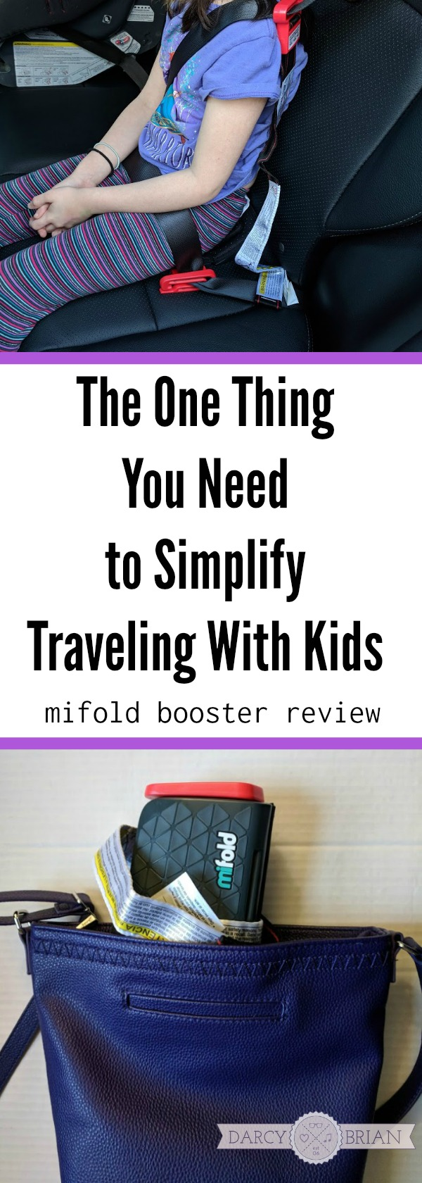 AD: Planning your next family vacation but not sure what to do about booster seats? Whether you are renting a car, flying, taking the train, or want to use taxis, Uber, or Lyft to get around at your destination, learn more about this portable booster seat that is perfect for family travel! It's also perfect for carpooling! The One Thing You Need to Simplify Traveling With Kids #familytravel #kids