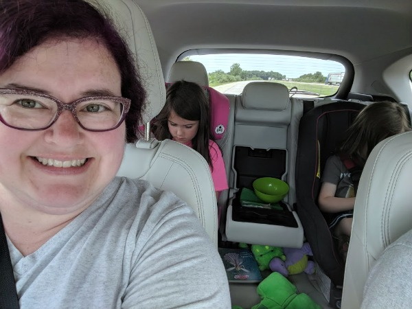 Family road trip in the 2018 Mazda CX-5 Grand Touring.
